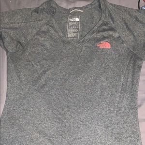 Women's north face t